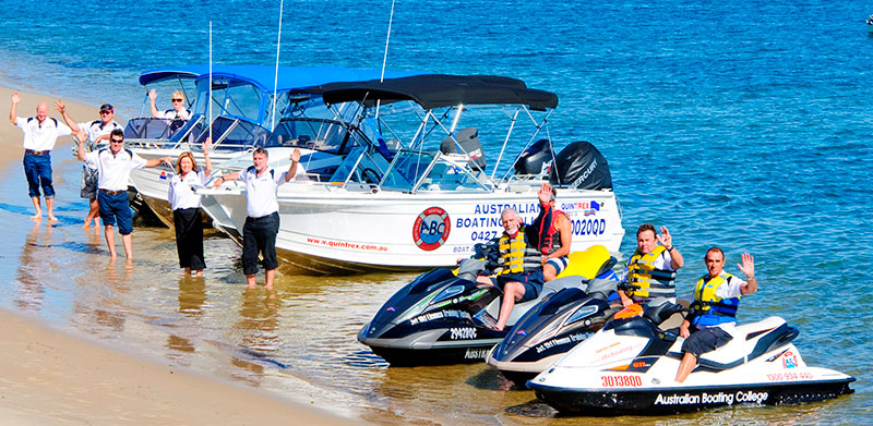 Gold Coast Boat and PWC Licences